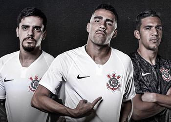 Camisetas Nike 2018/19 del Corinthians | Imagen Web Oficial