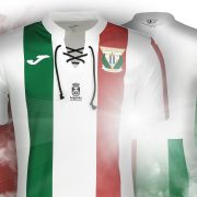 Camiseta alternativa 2018/19 del Leganés | Imagen Web Oficial