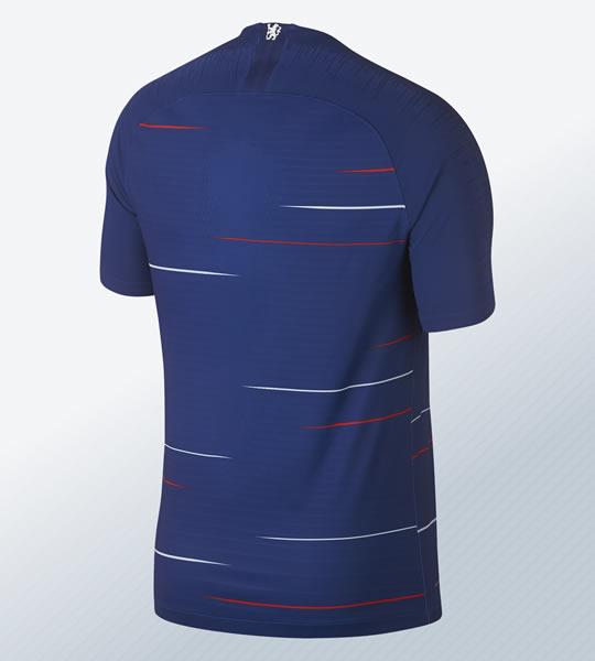 Camiseta titular 2018/19 del Chelsea FC | Imagen Nike