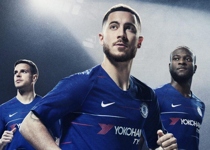 Nueva camiseta del Chelsea 2018/19 | Imagen Nike