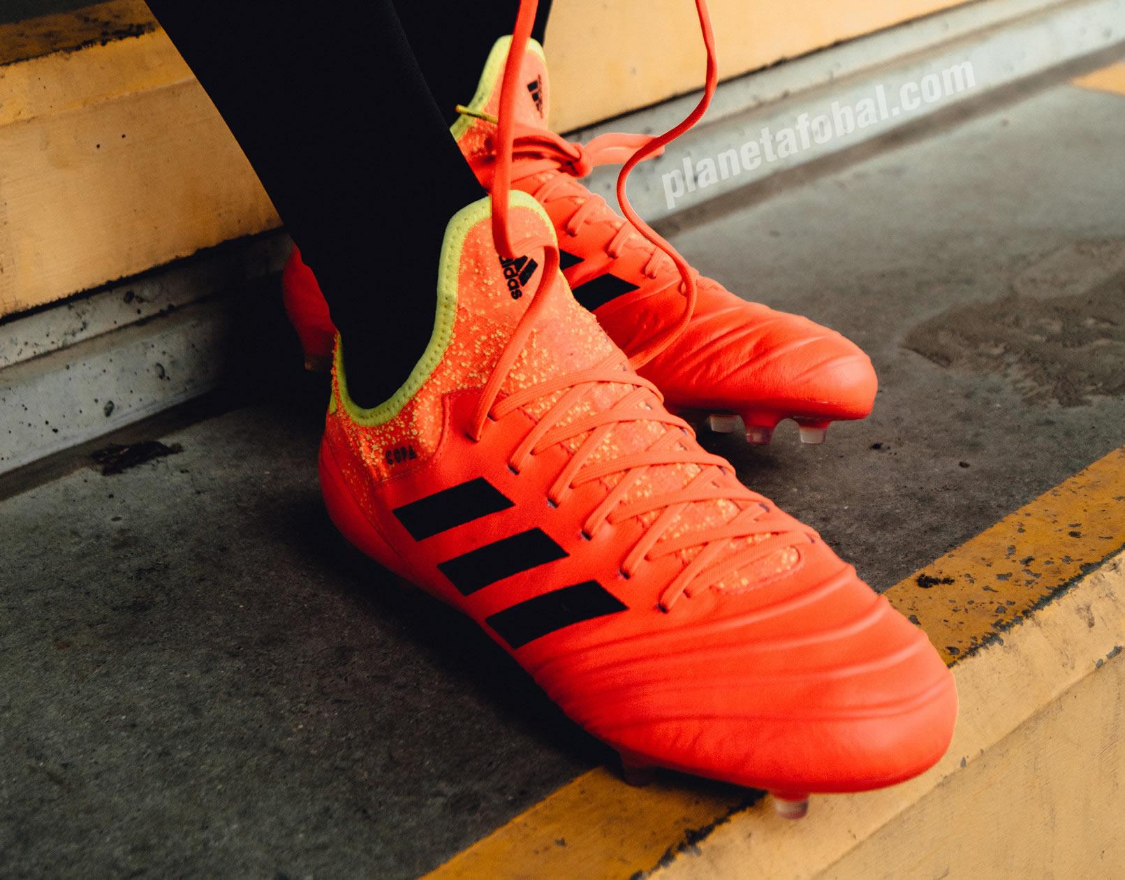 "Botines COPA18 ""Energy Mode"" | Foto Adidas"