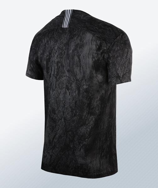 Camiseta suplente 2018/19 del Corinthians   Imagen Nike