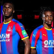 Camiseta titular Puma 2018/19 del Crystal Palace   Foto Web Oficial