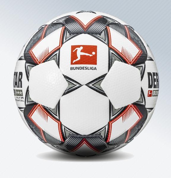 Balón Derbystar Brillant Bundesliga 2018 2019  b2122c91170a1