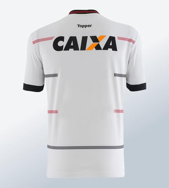 Camiseta suplente del EC Vitória 2018-19 | Imagen Gentileza Topper
