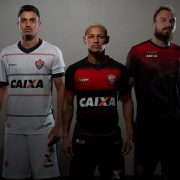 Camisetas del EC Vitória 2018-19   Imagen Web Oficial