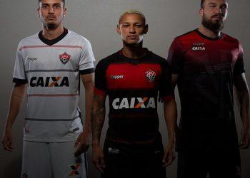Camisetas del EC Vitória 2018-19 | Imagen Web Oficial