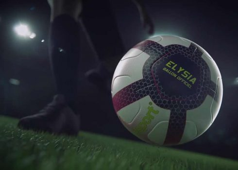 Balón oficial Ligue 1 Conforama 2018/19 | Imagen uhlsport