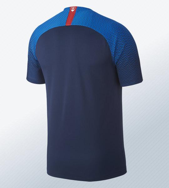 Camiseta suplente de Eslovaquia | Imagen Nike