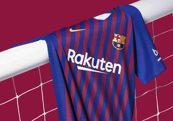 Camiseta Titular Nike Del Barcelona 2018/2019