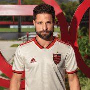 Camiseta suplente del Flamengo 2018/19 | Imagen Adidas