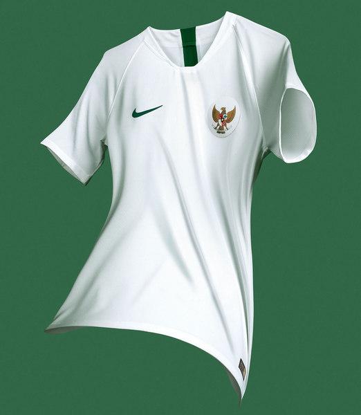 Camiseta suplente de Indonesia 2018/19 | Imagen Nike
