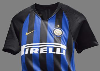 Camiseta titular del Inter 2018/19 | Foto Nike