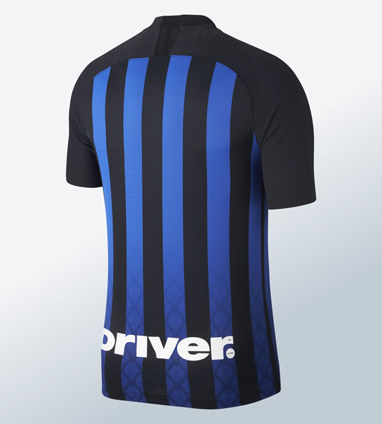 Camiseta titular 2018/19 del Inter de Milán | Imagen Nike