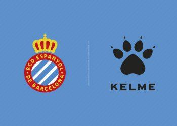 Kelme vestirá al Espanyol de Barcelona desde 2018/19