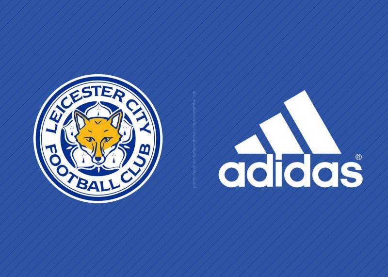 Leicester City será vestido por Adidas