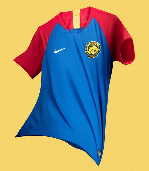Camiseta suplente de Malasia 2018/19 | Imagen Nike