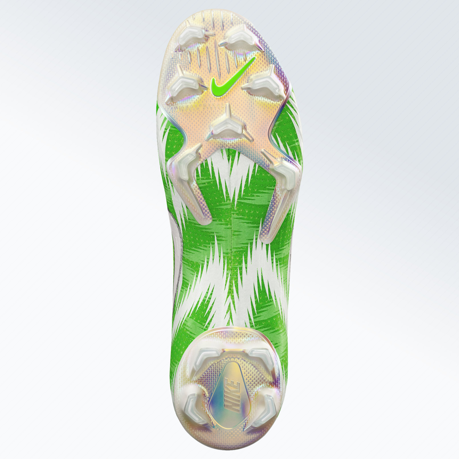 Botines Mercurial Superfly 360 NAIJA | Imagen Nike