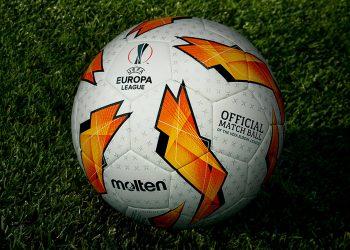 Balón oficial Molten para la Europa League 2018/19 | Imagen UEFA