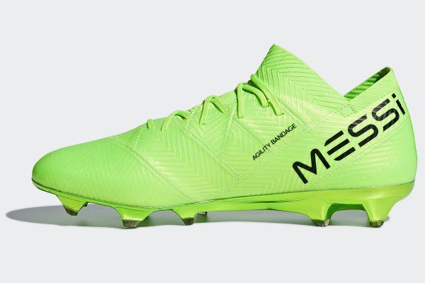 Los botines de Messi para el Mundial 2018 | Foto Adidas