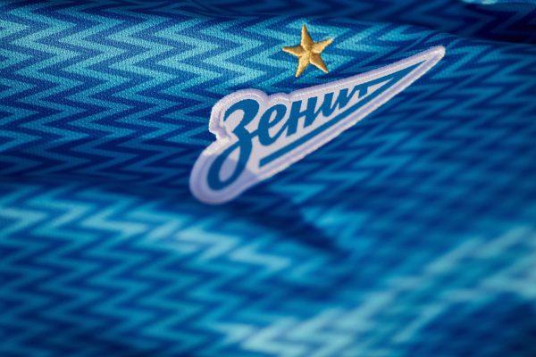 Camiseta titular Nike 2018/19 del Zenit | Imagen Web Oficial