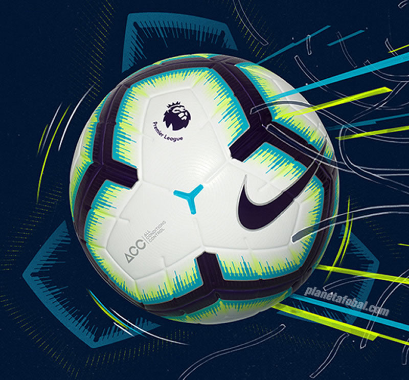 Balón oficial Nike Merlin Premier League 2018/19 | Imagen PL