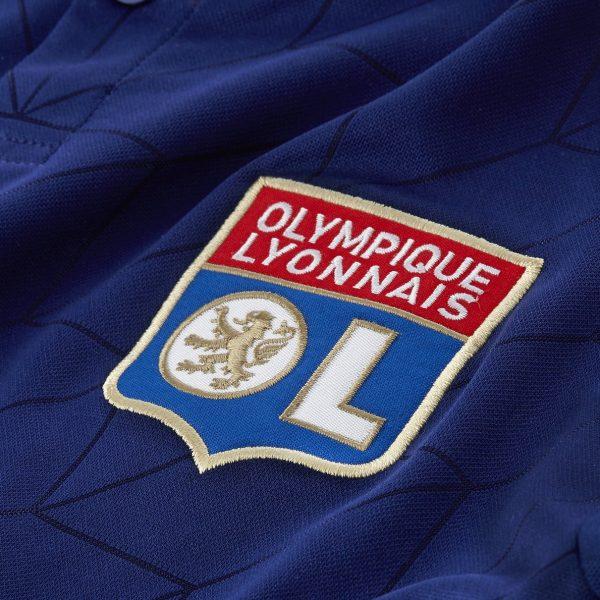 Camiseta suplente Adidas 2018/19 del Lyon | Imagen Web Oficial