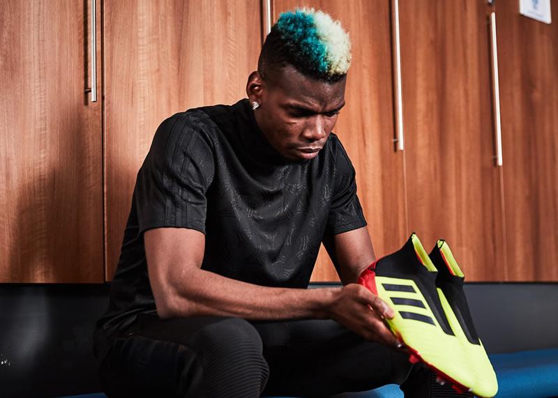 "Botines Predator 18 ""Energy Mode""   Foto Adidas"