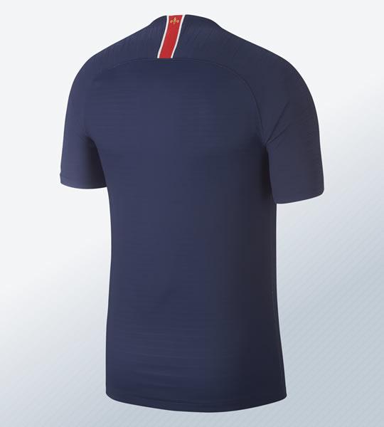 Camiseta titular 2018/19 del PSG | Imagen Nike