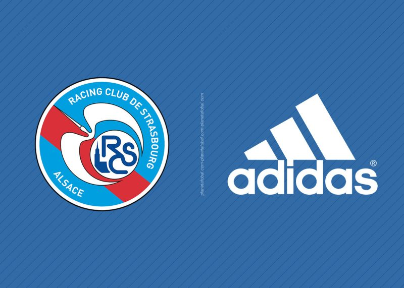 RC Strasbourg será vestido por Adidas desde 2018/19