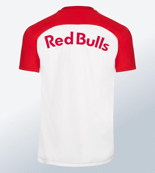 Camiseta titular Nike 2018/19 del Red Bull Salzburg | Imagen Web Oficial