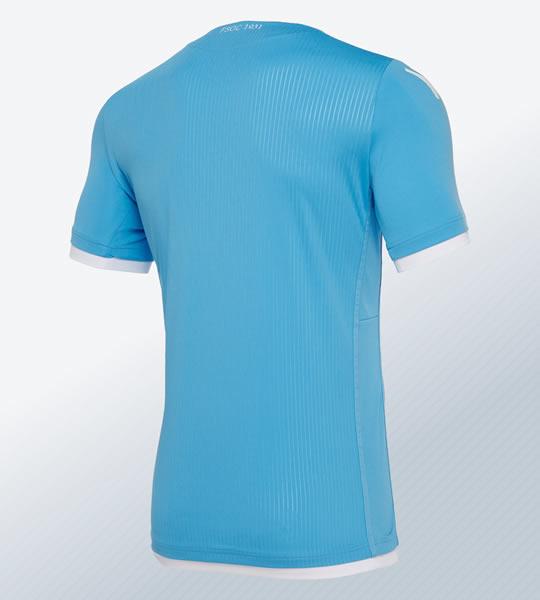 Camiseta titular 2018/19 de San Marino | Imagen Macron