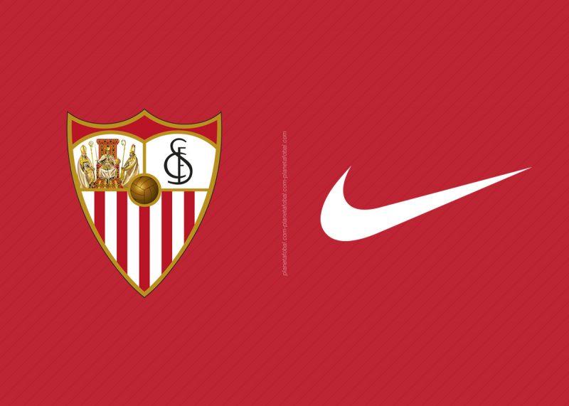 El Sevilla será vestido por Nike