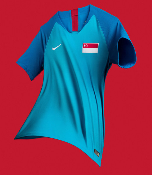 Camiseta suplente de Singapur 2018/19 | Imagen Nike