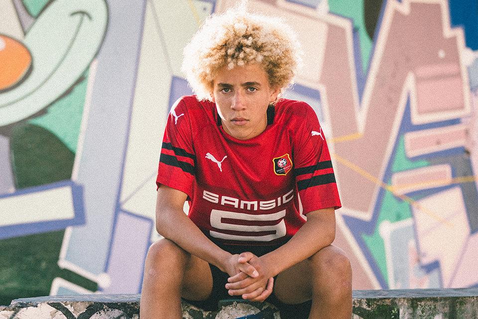 Camiseta titular Puma 2018/19 del Stade Rennais | Imagen Web Oficial