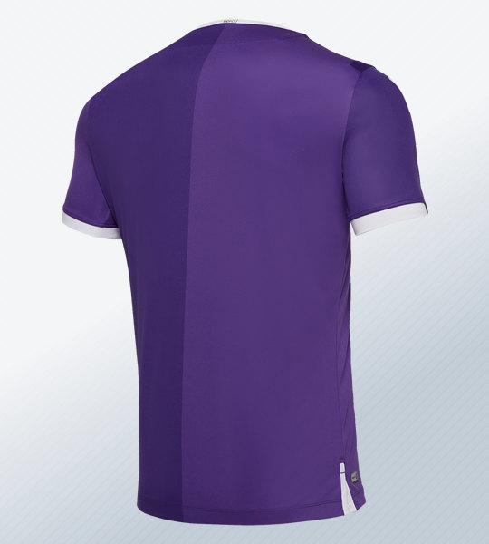 Camiseta suplente del Stoke City 2018/19 | Imagen Macron
