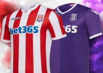 Camisetas del Stoke City 2018/19 | Imagen Macron