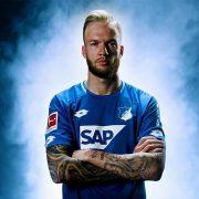 Nueva camiseta titular Lotto 2018/19 del Hoffenheim   Imagen Web Oficial