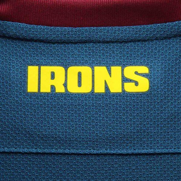 Camiseta suplente Umbro del West Ham United | Imagen Web Oficial