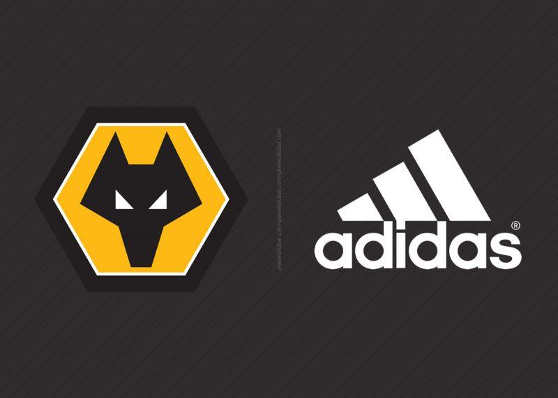 Wolverhampton será vestido por Adidas desde 2018/19