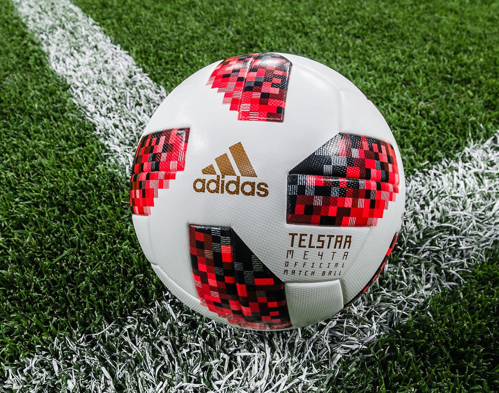 "Pelota oficial Telstar ""Mechta"" Mundial Rusia 2018 | Imagen Adidas"