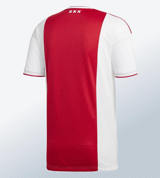 Camiseta titular Adidas 2018/19 del Ajax | Imagen Web Oficial