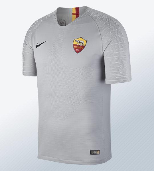 Camiseta suplente de la AS Roma 2018/19 | Imagen Nike