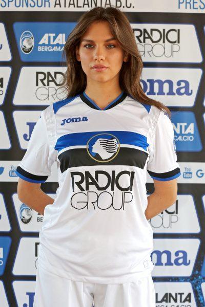 Camiseta suplente del Atalanta | Imagen Web Oficial