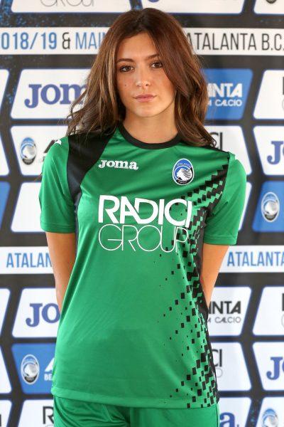Camiseta de arquero del Atalanta | Imagen Web Oficial