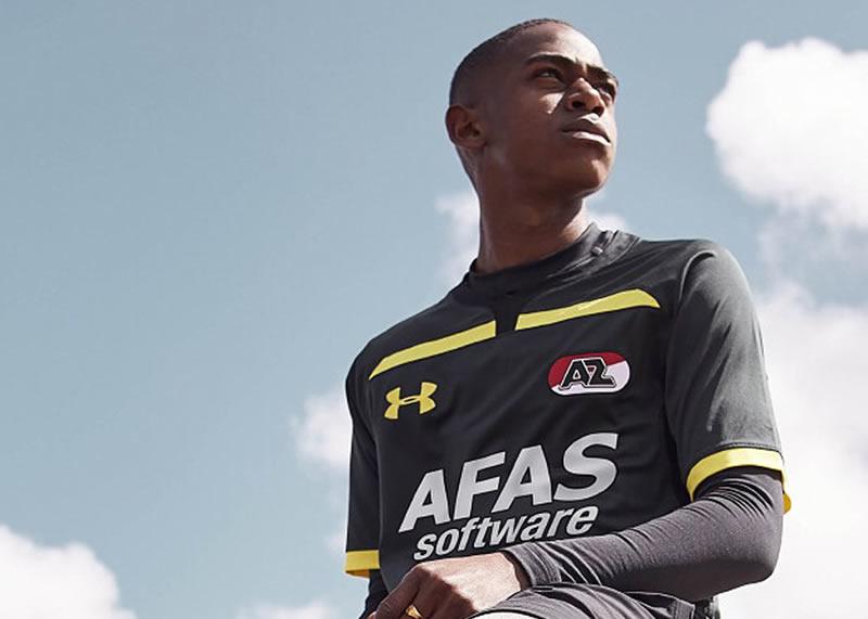 Camiseta suplente Under Armour del AZ Alkmaar 2018/19 | Imagen Web Oficial