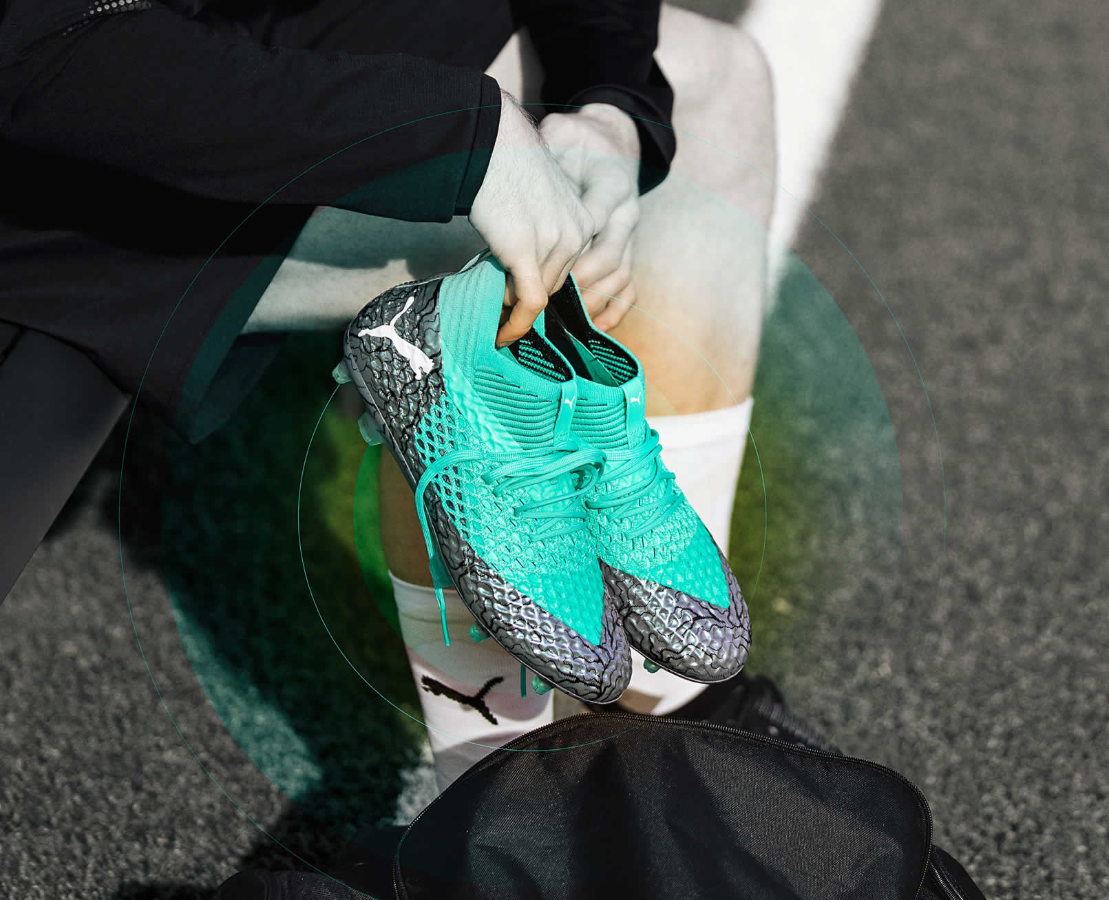 "Botines FUTURE ""Illuminate Pack"" 