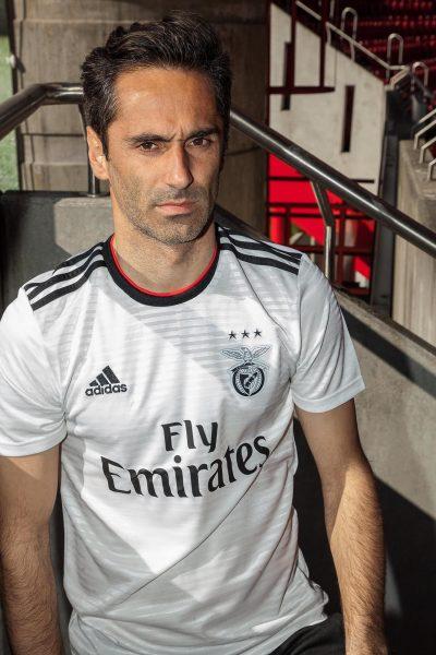 Camiseta suplente 2018/19 del Benfica | Imagen Web Oficial