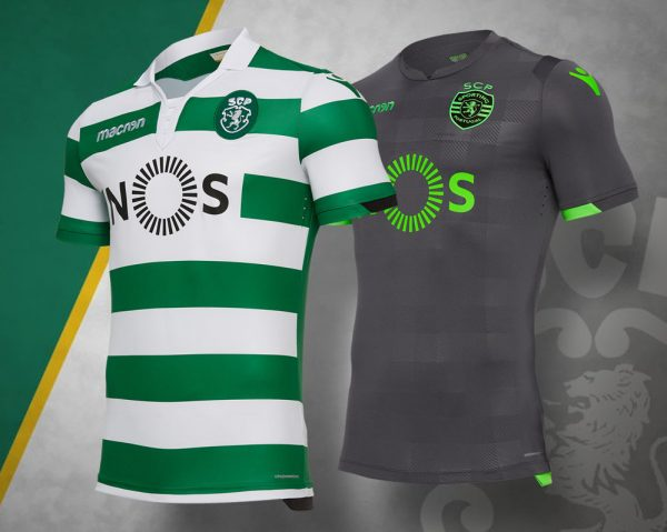 d00c5404388a4 Camisetas Macron del Sporting CP 2018 19