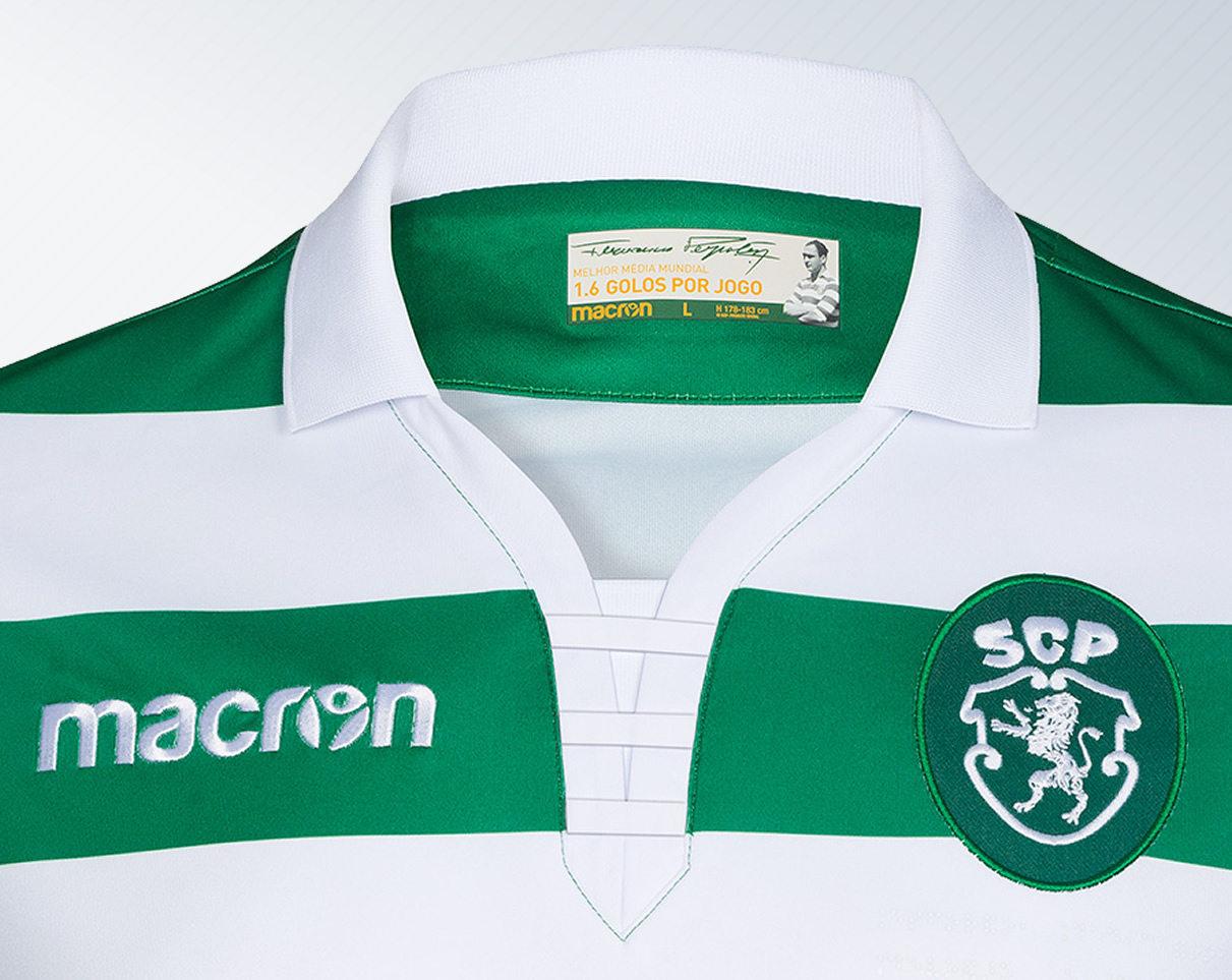 equipacion Sporting CP nuevo